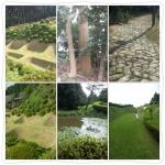 静岡県三島市山中城跡の写真