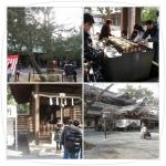 静岡県三島市 三嶋大社の写真