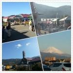 富士山と内部のイメージ