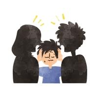 意識と無意識の関係のイラスト