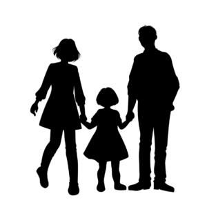 結婚や子育てに自信を感じることができているイメージ