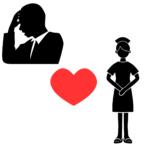 アダルトチルドレン_ケアテイカータイプの恋愛傾向を表すイラスト