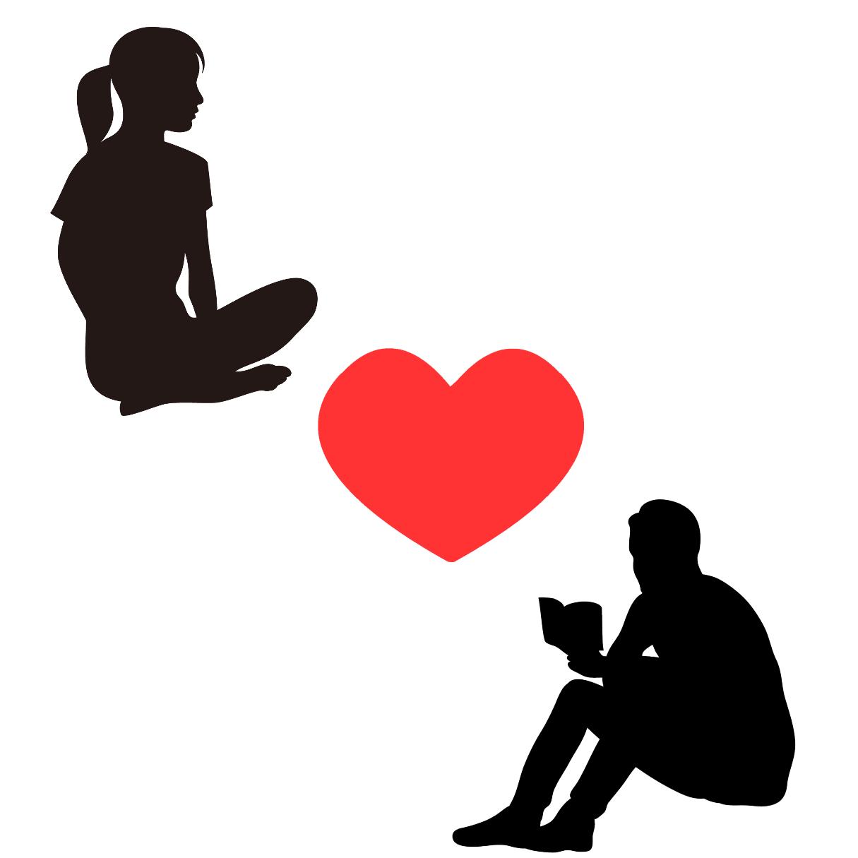 アダルトチルドレン_ロストワンタイプの恋愛傾向を表すイラスト