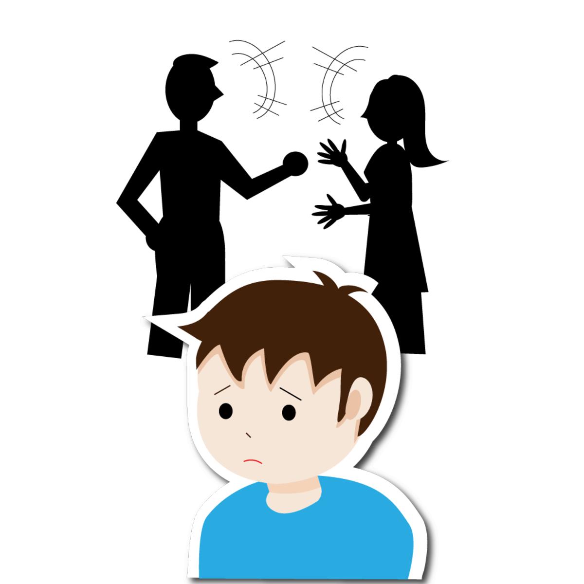 機能不全家族チェックは、自分は機能不全家族で育ったアダルトチルドレンなのか?をチェックするリストであることを表わすイメージ