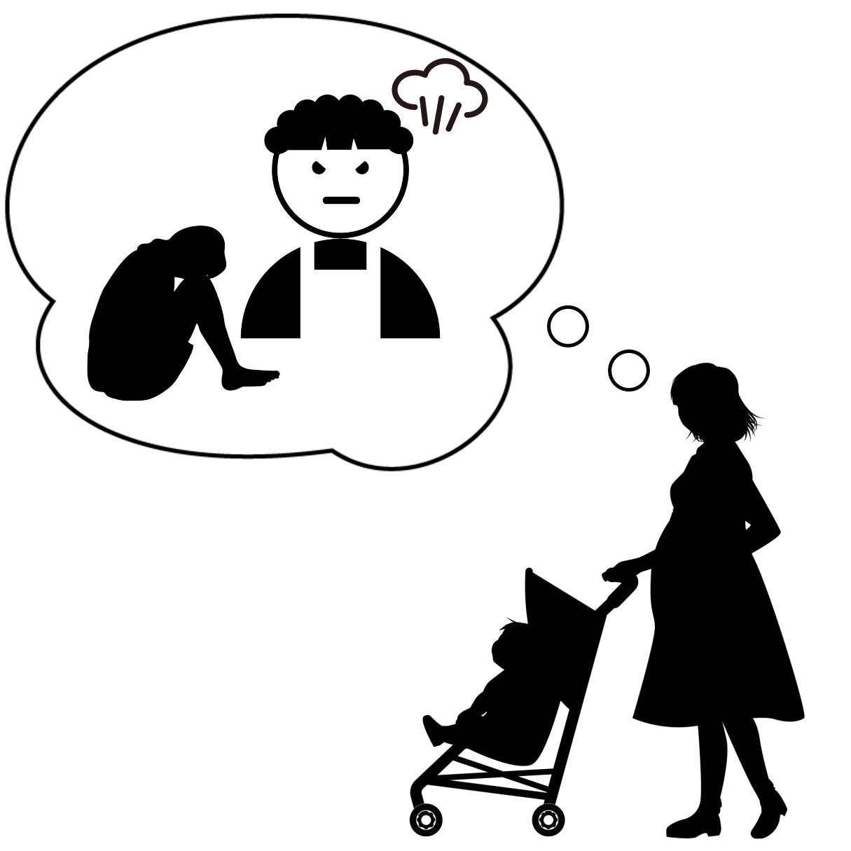 ケアテイカーと機能不全家族の関係を表わしているイメージ
