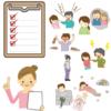 毒親の診断、毒親育ちの診断、毒親の種類の診断など、毒親診断チェックの目的を表わすイメージ