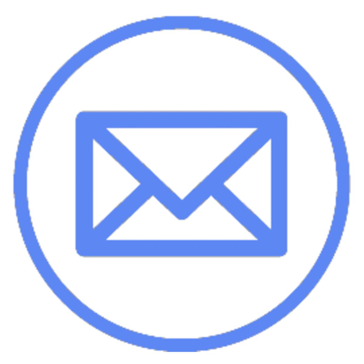 メールのロゴ