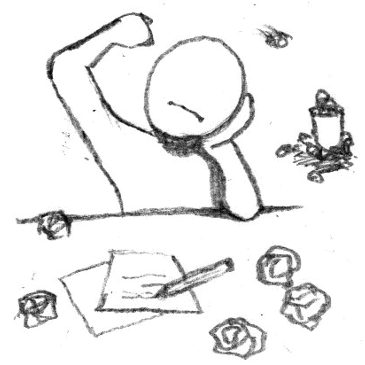 人生脚本とは何か?脚本分析とは何か?を表しているイラスト