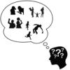 アダルトチルドレン(AC概念)とは何か?を表しているイラスト