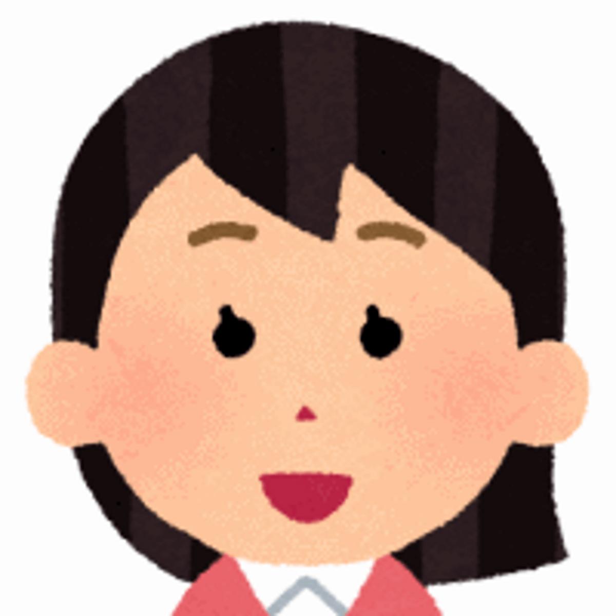 J子さん:神奈川県30代女性のイラスト