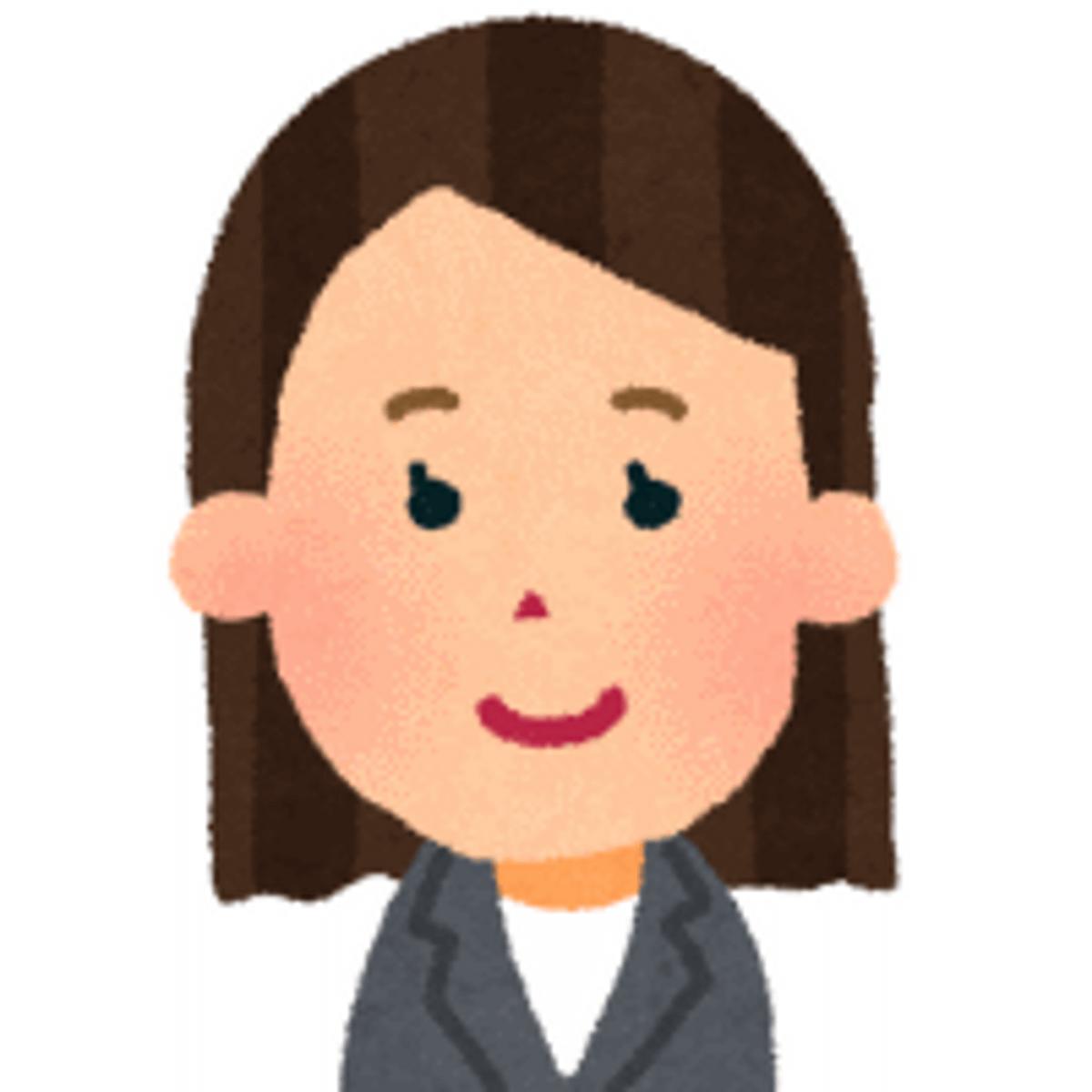 Nさん:東京都30代女性のイラスト