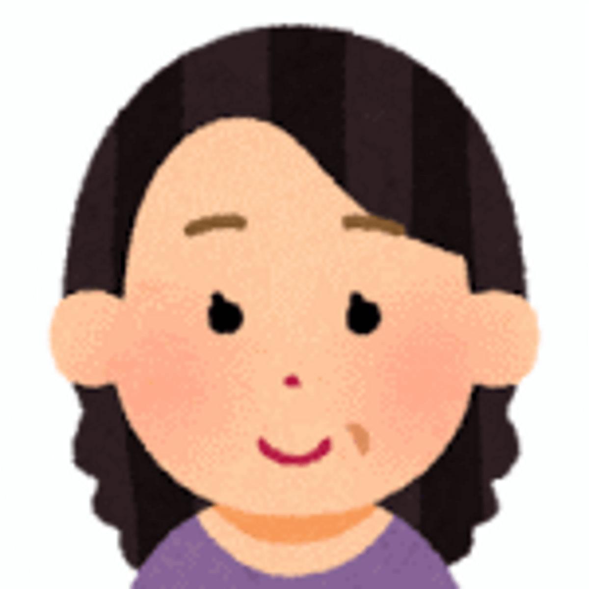 Rさん:埼玉県40代女性のイラスト