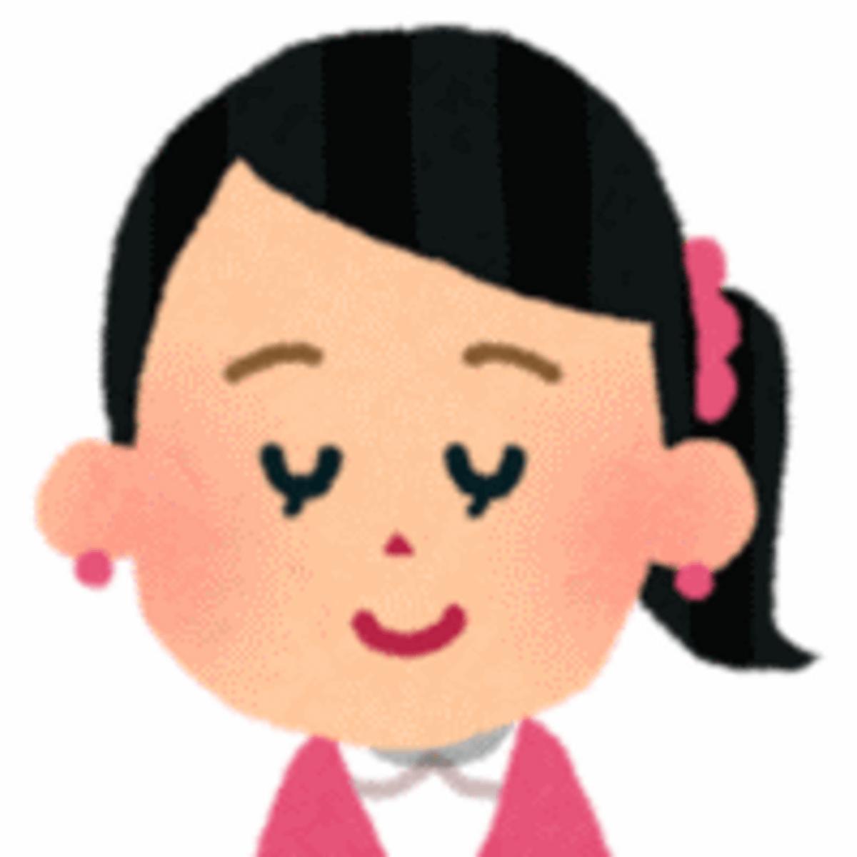 Eさん:大阪府20代女性のイラスト